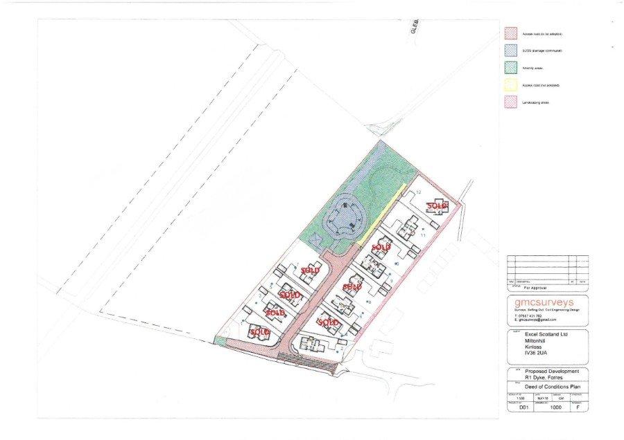Plots at Sonas Development, Dyke,IV36 2TJ extra photo 21