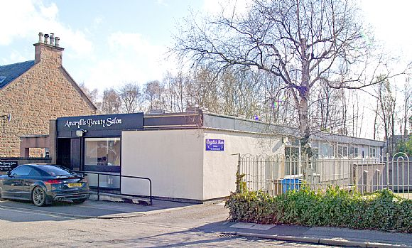 Office Premises, Achany Road Dingwall