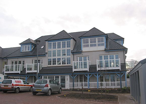 19 Castlefield Apartments, Druid Temple Road Inverness
