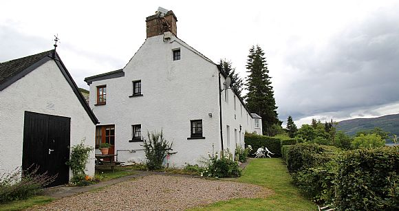Temple House West, Drumnadrochit, Inverness-shire