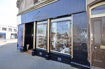 Instant Antiques, 129 High Street, Nairn