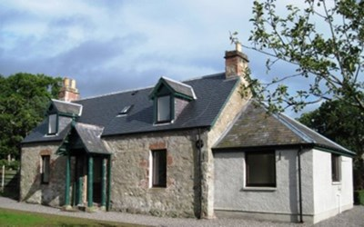 Butlers Cottage, Blackbridge, Kiltarlity