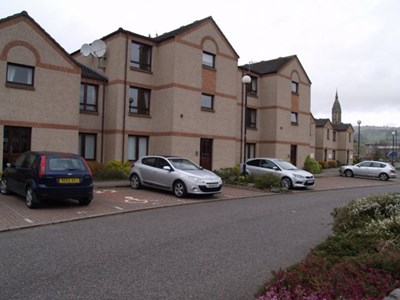 13 Cambrai Court, Station Road Dingwall