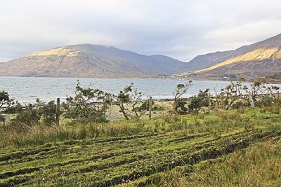 House Site, Glen Bernera, Glenelg Kyle of Lochalsh