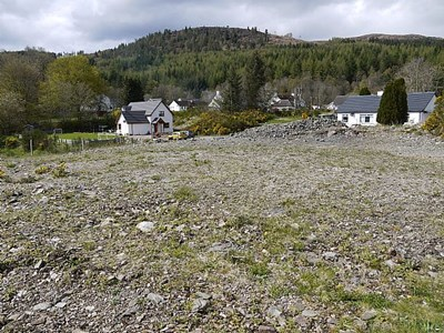 Plot By Rowanlea, Old Military Road, Fort Augustus