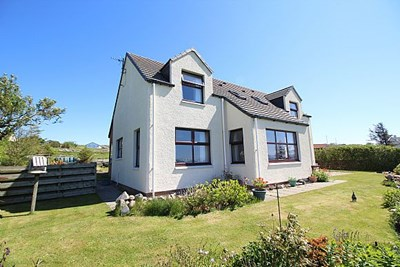 Loch View House, Croft 13, Ormiscaig Aultbea