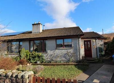 2 Fraser Place, Ullapool