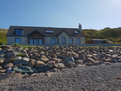Mossbank, Low Road, Gairloch