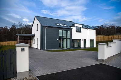 Executive Homes at Woodside, Woodside of Culloden, Inverness
