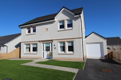 Sea Holly, 4 Cornwell Crescent, Fortrose