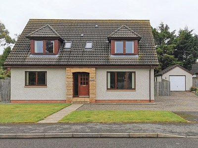 Roseag, Chanonry Crescent, Fortrose
