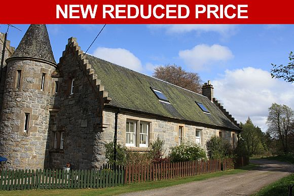 Terraced House For Sale 1 Forestry Cottages Moy Iv13