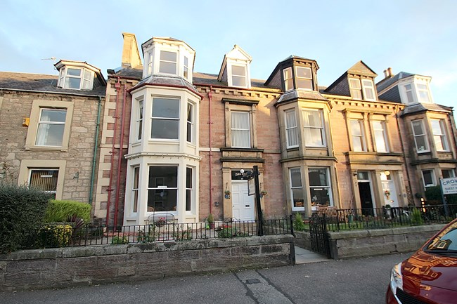 Park Hill Guest House, 17 Ardconnel Street, Inverness IV2 3EU