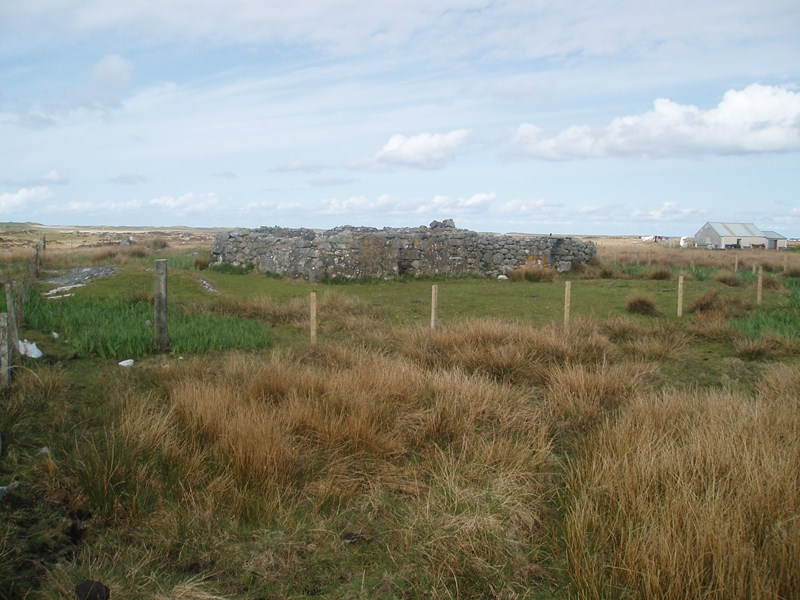 Plots and Croft Land, Garryhallie, South Uist