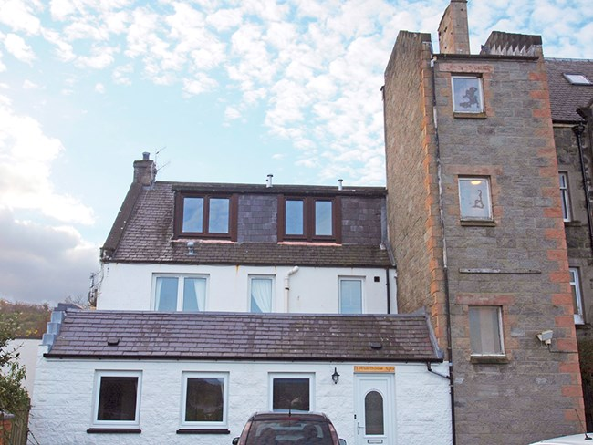 4 Wheelhouse Apartments, Lochinver IV27 4LE