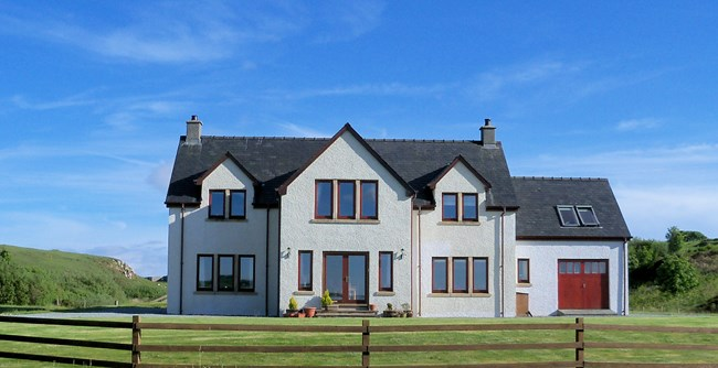 Taigh na Pairce, Park Bernisdale, Portree Isle of Skye IV51 9NT