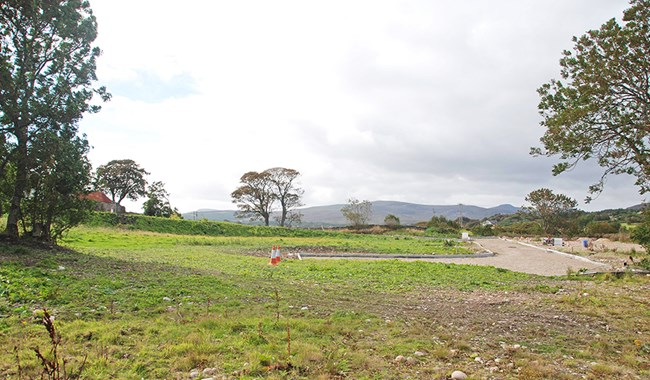 Plots at Rosslyn Street, Brora KW9 6NY