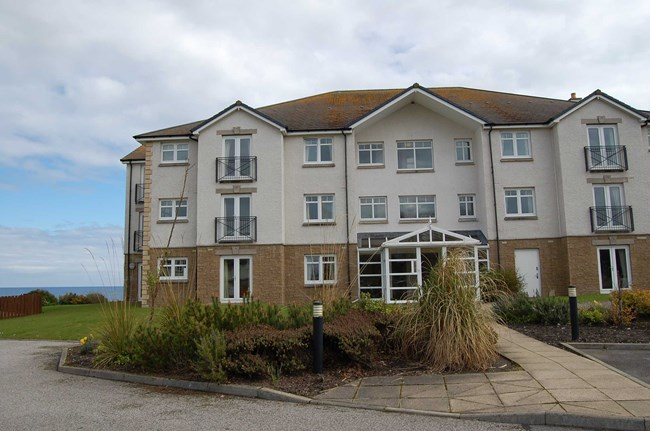 16 Links Apartments, Golf Road Brora KW9 6QS
