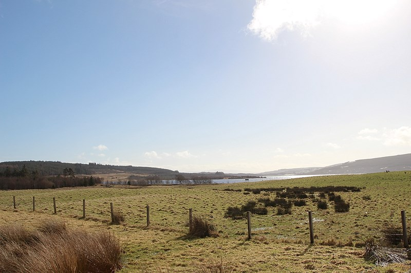 Plot East of Colaboll Farm, Lairg