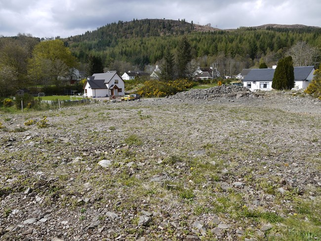 Plot By Rowanlea, Old Military Road, Fort Augustus PH32 4BW