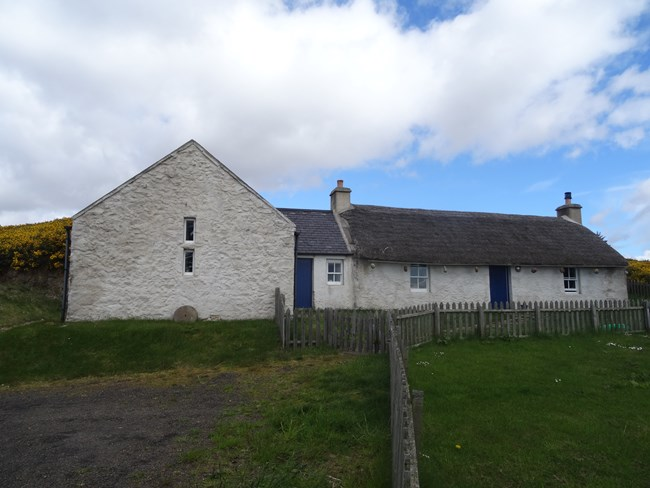 The Thatched Croft, 6 Gartymore, Helmsdale KW8 6HJ
