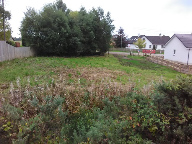 Building Plot at Bogroy, Tore IV6 7RY