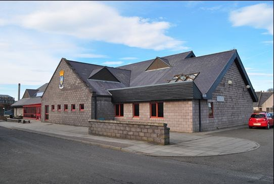 Leisure Centre, Burn Street, Wick KW1 5EH