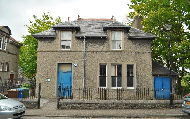Bruce Buildings, Sinclair Terrace, Wick KW1 5AB