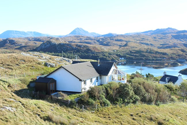 Stoer View, Badcall, Scourie IV27 4TH