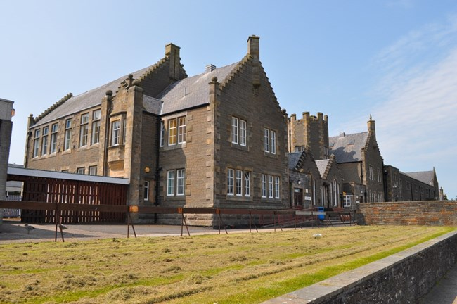 Wick High School, West Banks Avenue, Wick KW1 5LU