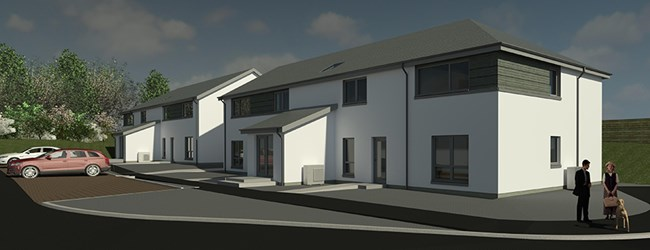 Tomatin Design Apartments, Moniack View Development, Kirkhill IV5 7NA