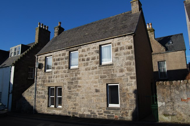 The Retreat , Lillieshill Street , Helmsdale KW8 6JF