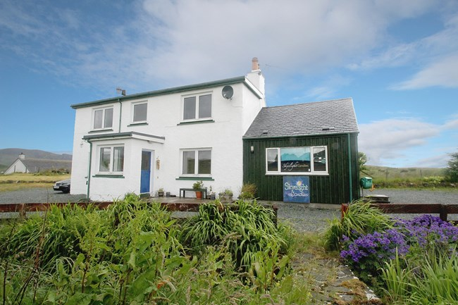The Old Mission House, Upper Garafad, Staffin, Isle of Skye IV51 9JX