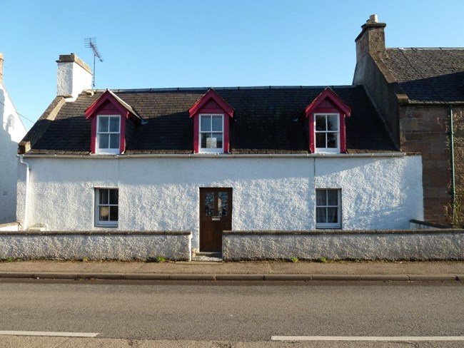 Rustic Cottage, Proby Street, Maryburgh IV7 8DU