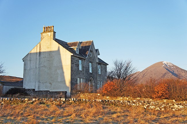 Former Free Church Manse, Broadford, Isle of Skye IV49 9AE