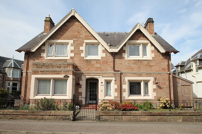 Atherstone, 42 Fairfield Road, Inverness IV3 5QD