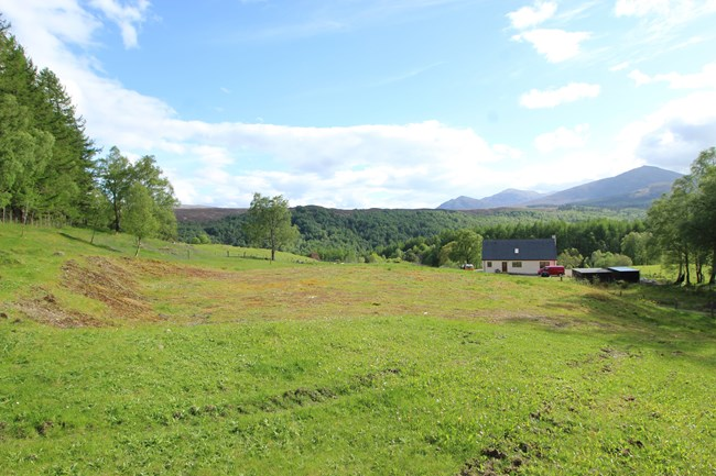 Building Plot , Faichem, Invergarry PH35 4HG
