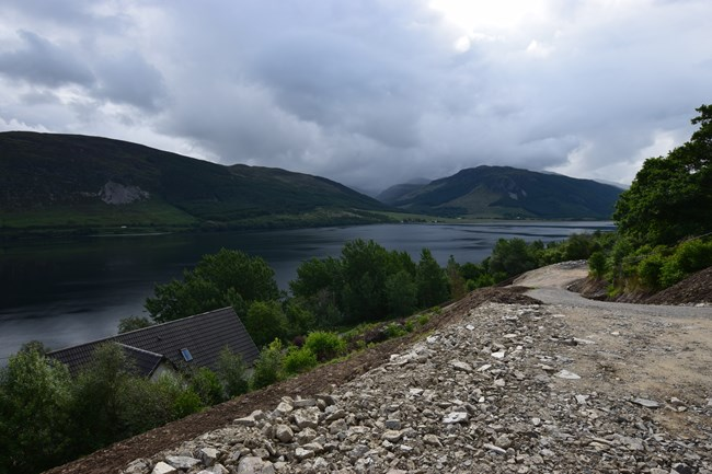 Plot 30m SW of Taigh a' Bhraoin, Letters, Lochbroom Nr. Ullapool IV23 2SD