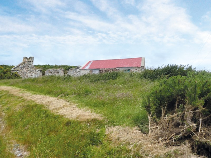 House Site at 145 West Helmsdale