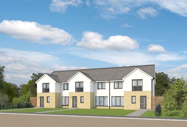 Plot 42, 7 Forester's Houses, Forester's Way Inverness IV3 8LP