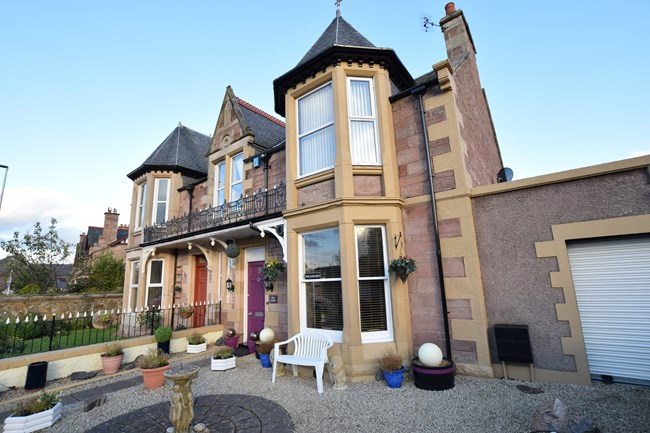 The Elms, 5 Ballifeary Road, Inverness IV3 5PJ