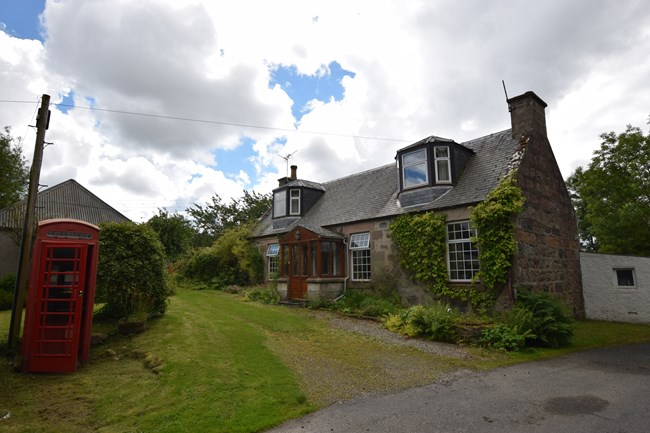 Old Post Office House, Littlemill, Nairn IV12 5QL