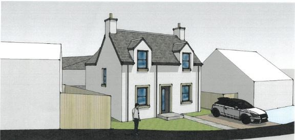 Plot at 1 Rose Place, Avoch IV9 8QH