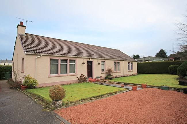 The Bungalow, Forres Road, Nairn IV12 5QD