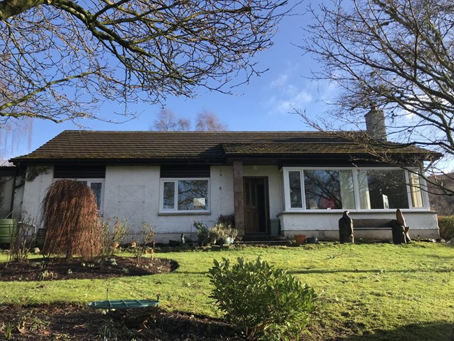 The Bungalow, Curin, Strathconon IV6 7QG