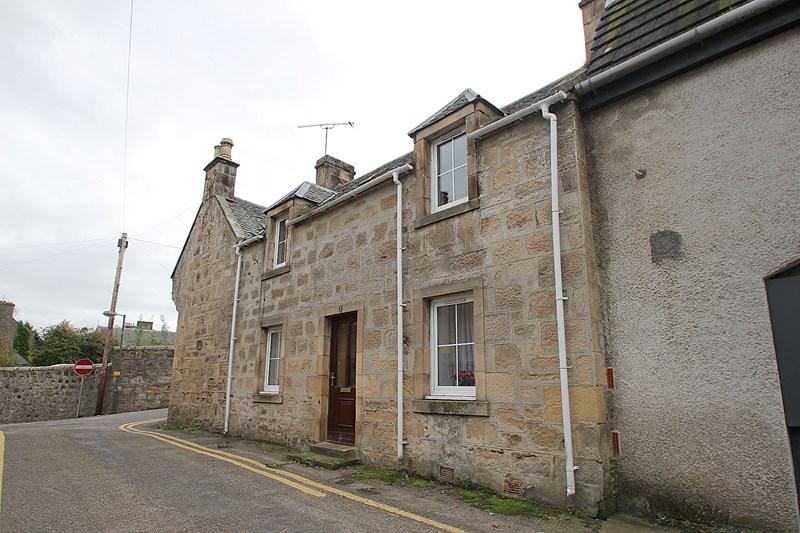 2  Castle Street, Tain
