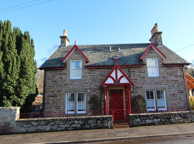 The Old Schoolhouse, 19 Cherry Park, Balloch IV2 7HG