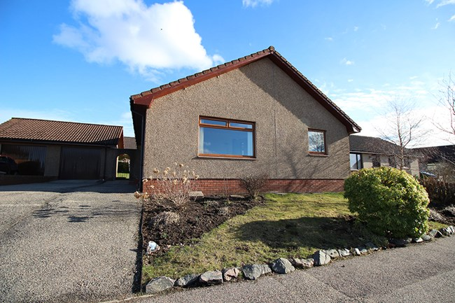 7 Burn Brae Place, Westhill Inverness IV2 5TA