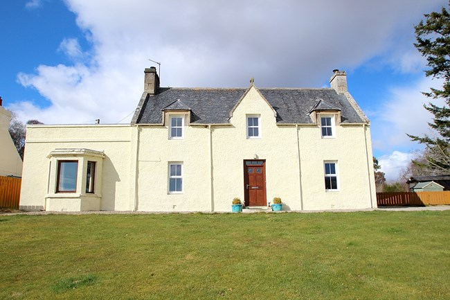 High Mills House, Glenaldie, Tain IV19 1NF