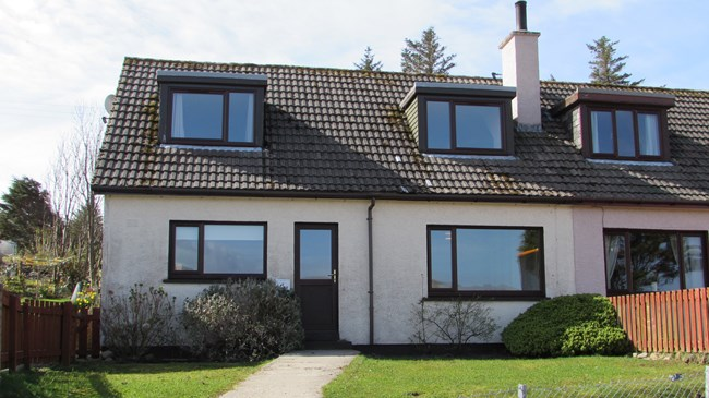5 Innes Place, Kinlochbervie IV27 4RW
